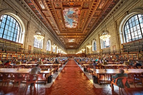 Exciting News for the NY Public Library!